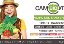 """CamBIOvita"" Expo May 13 to 15 to Etnafiere"