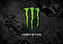 Buy Monster and immediately have a freeMonster exclusive sticker!
