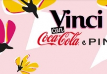 Win with Coca-Cola light and Pinko.