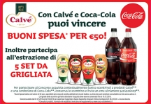 With Calvé and Coca-Cola win the barbecue!