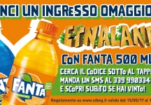 With Fanta win Etnaland!