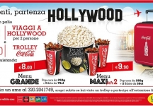 Con UCI Cinemas e Coca‑Cola puoi vincere Hollywood!