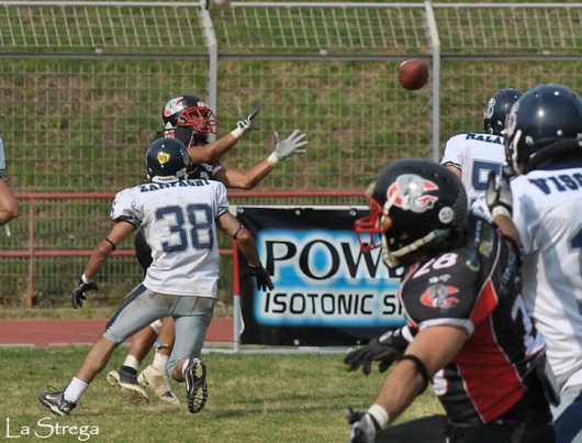 Seadoo Elephants Catania American Football