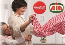 Coca-Cola e AIA per una co-marketing di qualità !