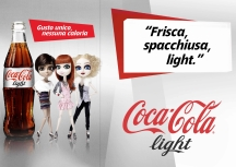 The touch of Coca-Cola Light to Sicilian summers
