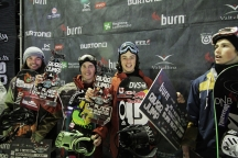 ROOPE TONTERI WINS THE BURN RIVER JUMP 2012