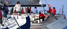 Powerade ION4 partner dell'Eolian Sailing Week.