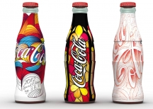 Starts from the end of September the new Special Edition Coca-Cola!