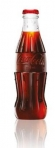 "The classic Coca-Cola contour bottle ""embossed"" is back."
