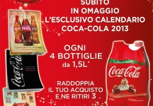 Coca-Cola ti regala il Calendario 2013