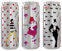 Marc Jacobs, Direttore Creativo di Coca-Cola light per il 2013.
