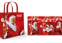 Coca-Cola ti regala la Shopper Bag di Natale!