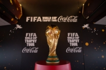 IL FIFA WORLD CUP™ TROPHY TOUR BY COCA-COLA