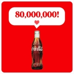 Coca-Cola: un record anche su Facebook!
