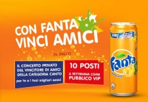 With Fanta win Friends!