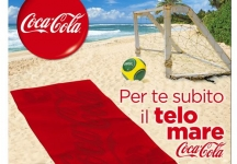 Chef Express and Coca-Cola will give a fantastic beach towel Coca-Cola!