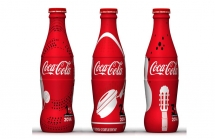 If you cannot find the words, #sayitwithasong and with the new Coca-Cola bottle collection!