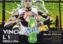 With Sprite Win the NBA in the USA!