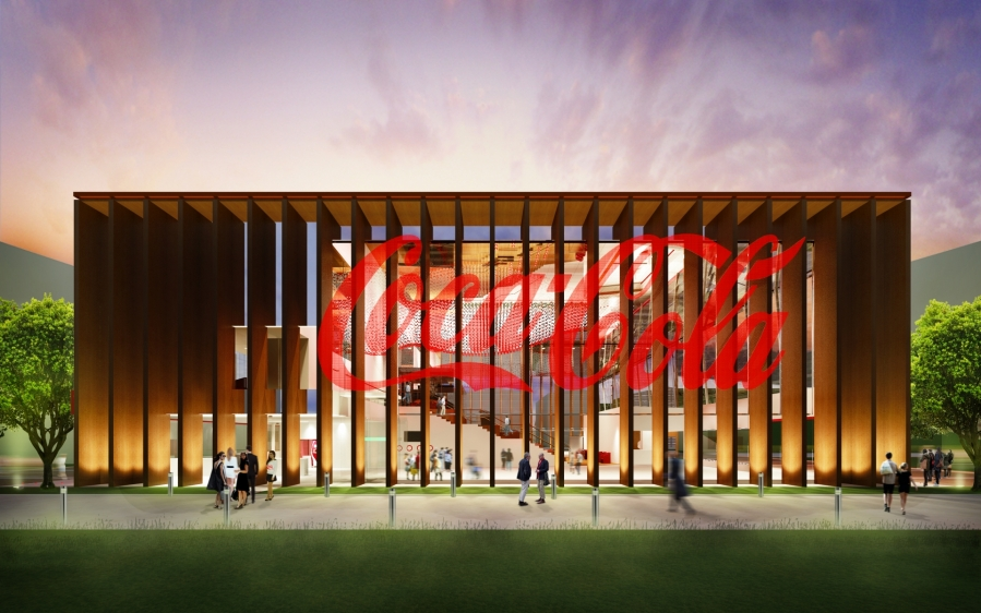 Expo Milan Stands : National events coca cola to expo milano innovation