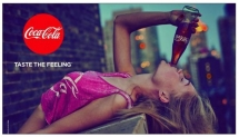 """Taste The Feeling"": Coca-Cola new global campaign."